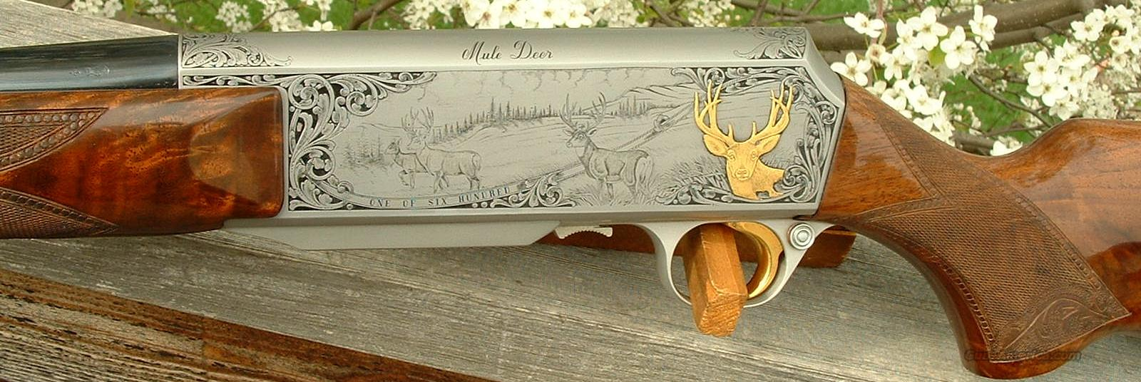 Browning BAR North American Deer Rifle Issue 30-06 Spfd. for sale (925671512)