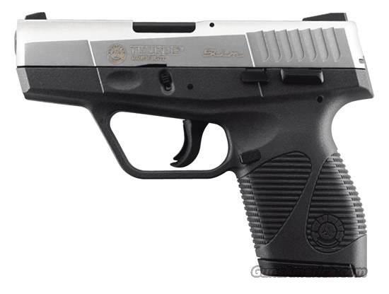 Taurus 709 SLIM SUB-COMPACT STAINLESS 9mm  NEW!     1709039  Guns > Pistols > Taurus Pistols > Semi Auto Pistols > Polymer Frame