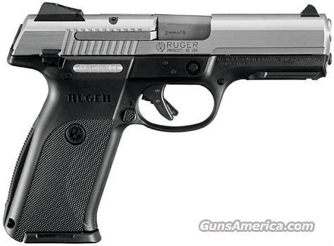 Ruger SR9 Stainless 10-ROUND  9mm pistol   New!   LAYAWAY OPTION    3309  Guns > Pistols > Ruger Semi-Auto Pistols > SR Family > SR9