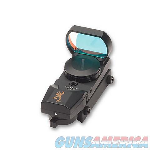 Browning Buck Mark Reflex Sight - Multi Reticle   NEW!   1290230  Non-Guns > Scopes/Mounts/Rings & Optics > Non-Scope Optics > Other