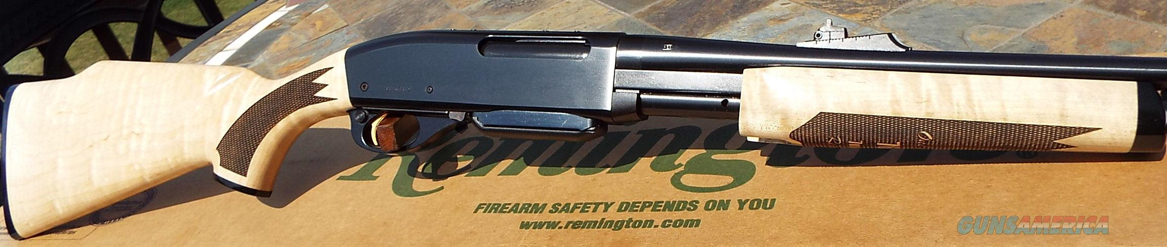 "Ltd Edition Remington 7600 MAPLE  7mm-08  ""1 of 250""  New!   LAYAWAY OPTION  86269  Guns > Rifles > Remington Rifles - Modern > Other"