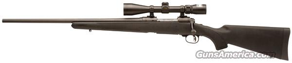 Savage 11 Trophy Hunter XP Left Hand w/ Scope  308 Win.  NEW!    19700   LH  Guns > Rifles > Savage Rifles > Accutrigger Models > Sporting