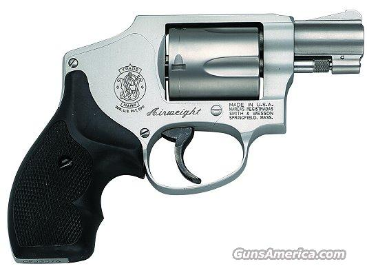 S&W Smith & Wesson 642 Centennial Airweight 38 Special +P cal.  NEW!   LAYAWAY OPTION    103810  Guns > Pistols > Smith & Wesson Revolvers > Pocket Pistols