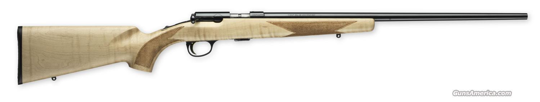 Ltd Edition Browning T-Bolt Sporter MAPLE       17 HMR       New!       LAYAWAY OPTION      025207270  Guns > Rifles > Browning Rifles > Bolt Action > Hunting > Blue
