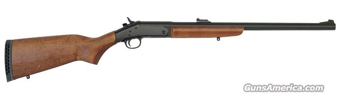 HR H&R New England Handi-Rifle 500 S&W cal.  NEW!  Guns > Rifles > Harrington & Richardson Rifles