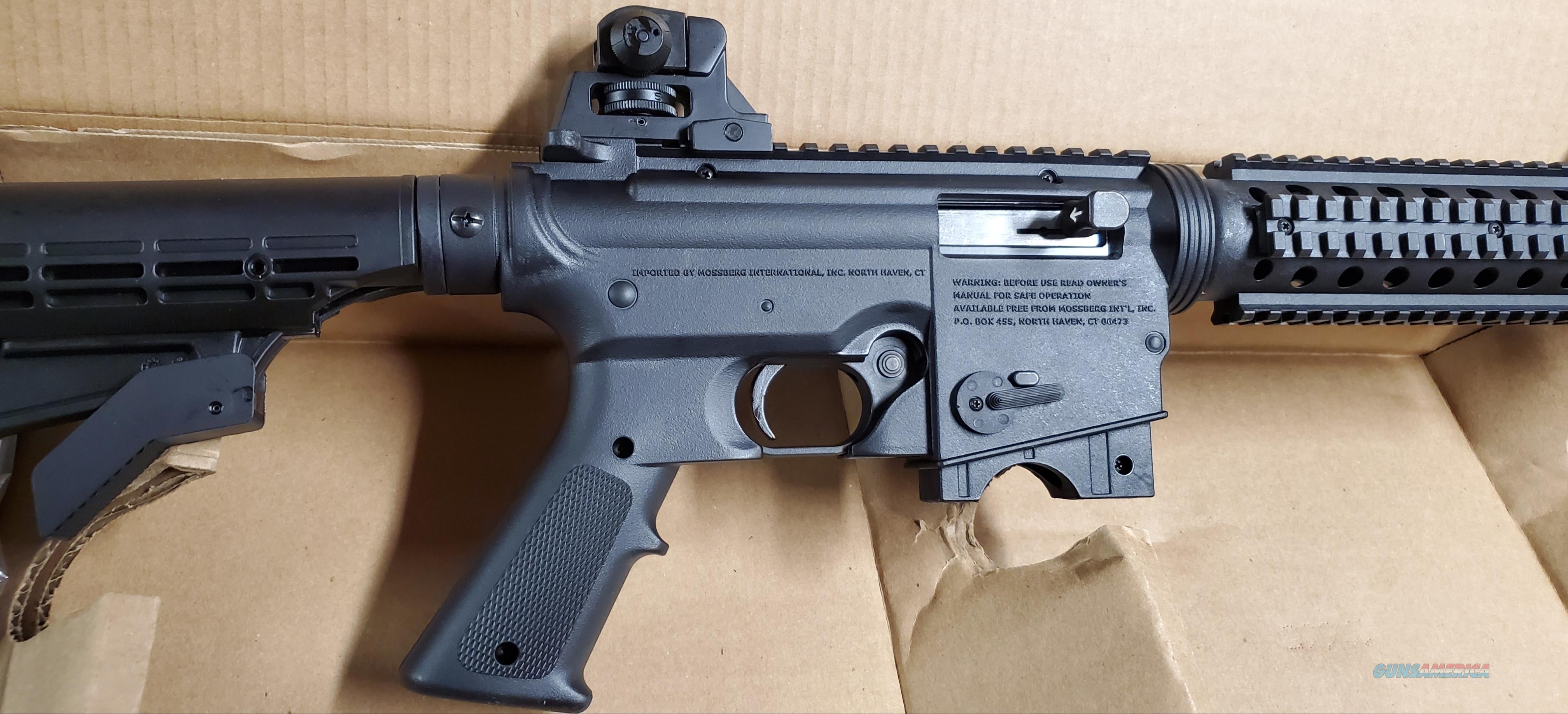 Mossberg Int'l 715T Flat Top 25-Round 22 LR  New!  LAYAWAY OPTION  37209  Guns > Rifles > Mossberg Rifles > 715