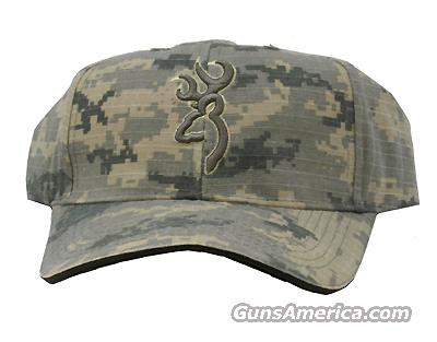 Browning Digital Camo Cap Hat - Digi Desert  - NEW!  Non-Guns > Hunting Clothing and Equipment > Clothing > Hats