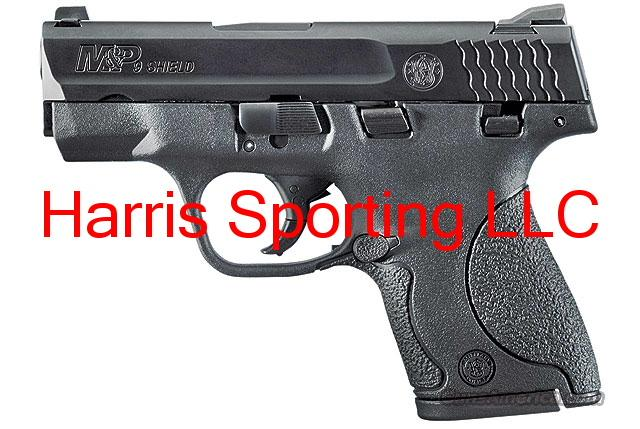 S&W  Smith & Wesson M&P Shield pistol 9mm  NEW!  Guns > Pistols > Smith & Wesson Pistols - Autos > Polymer Frame