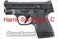 S&W  Smith & Wesson M&P Shield pistol 9mm  NEW!  Smith & Wesson Pistols - Autos > Polymer Frame