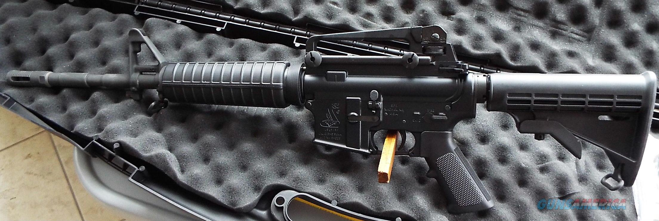 BushMaster M4 A3 Carbine 14.5 in. w/ IZZY  223 Rem./ 5.56 NATO     New!     LAYAWAY OPTION  Guns > Rifles > Bushmaster Rifles > Complete Rifles