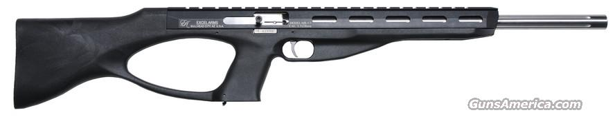 Excel MR-22 ACCELERATOR Semi-Auto Rifle Fluted     22 Magnum      New!     LAYAWAY OPTION    22101   MR22  Guns > Rifles > Excel Arms Rifles