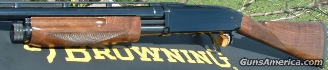Browning BPS Upland Special 20 Mag  NEW!  Guns > Shotguns > Browning Shotguns