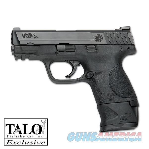 Ltd. Edition Smith & Wesson M&P40c w/ XGRIP Mag Adapter  TALO   40 cal.  New!    LAYAWAY OPTION    150955  Guns > Pistols > Smith & Wesson Pistols - Autos > Polymer Frame