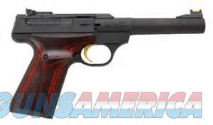 Browning Buck Mark Camper Cocobolo Grips FOS  22 LR  New!  LAYAWAY OPTION   051473490        Guns > Pistols > Browning Pistols > Buckmark
