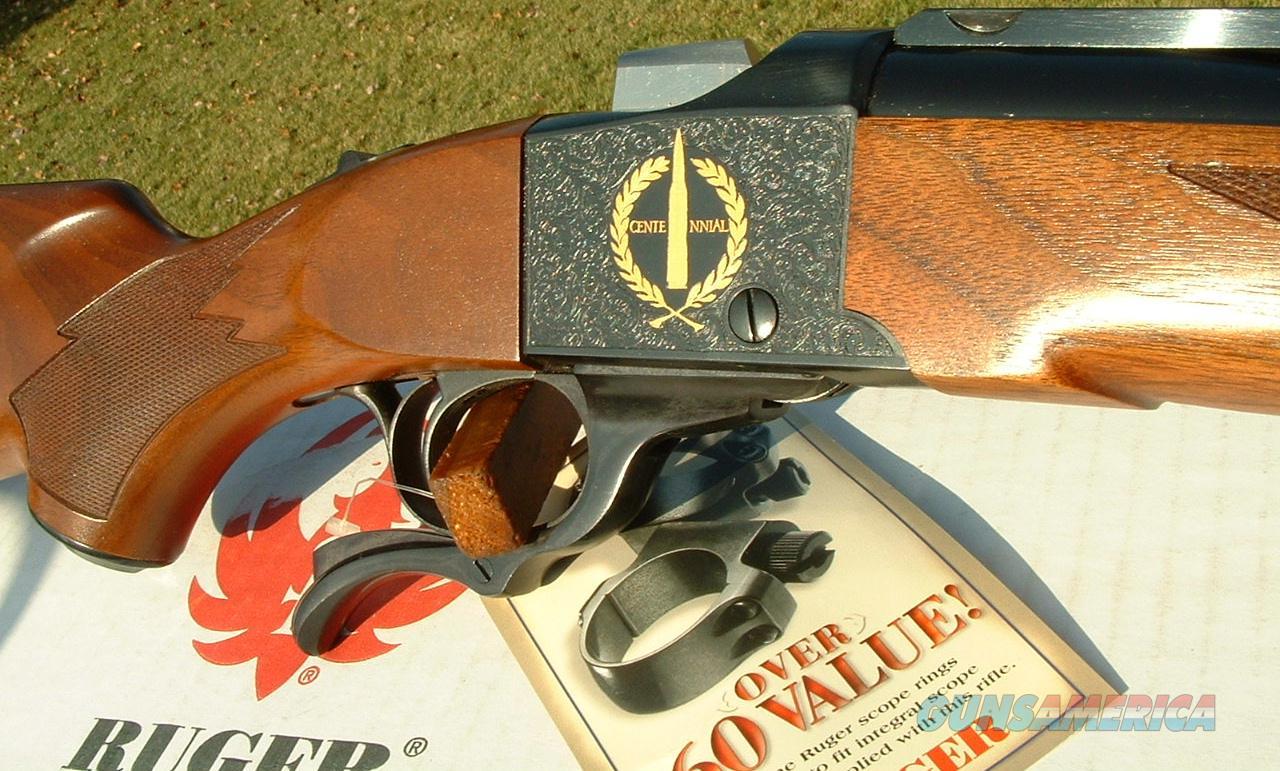 Ltd Edition Ruger No. 1 CENTENNIAL        30-06 Spfd.    New!        LAYAWAY OPTION     11321  Guns > Rifles > Ruger Rifles > #1 Type