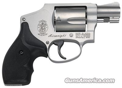 S&W Smith & Wesson 642 Airweight Stainless Hammerless     38 Spl. +P     New!    LAYAWAY OPTION    163810  Guns > Pistols > Smith & Wesson Revolvers > Pocket Pistols