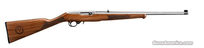 Ruger 10/22 Stainless Walnut Talo      22 LR      New!      LAYAWAY OPTION       1297  Guns > Rifles > Ruger Rifles > 10-22