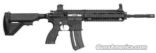 HK H&K 416 D Walther Carbine 22 LR  New!     LAYAWAY OPTION       5780301  Guns > Rifles > Heckler & Koch Rifles > Tactical