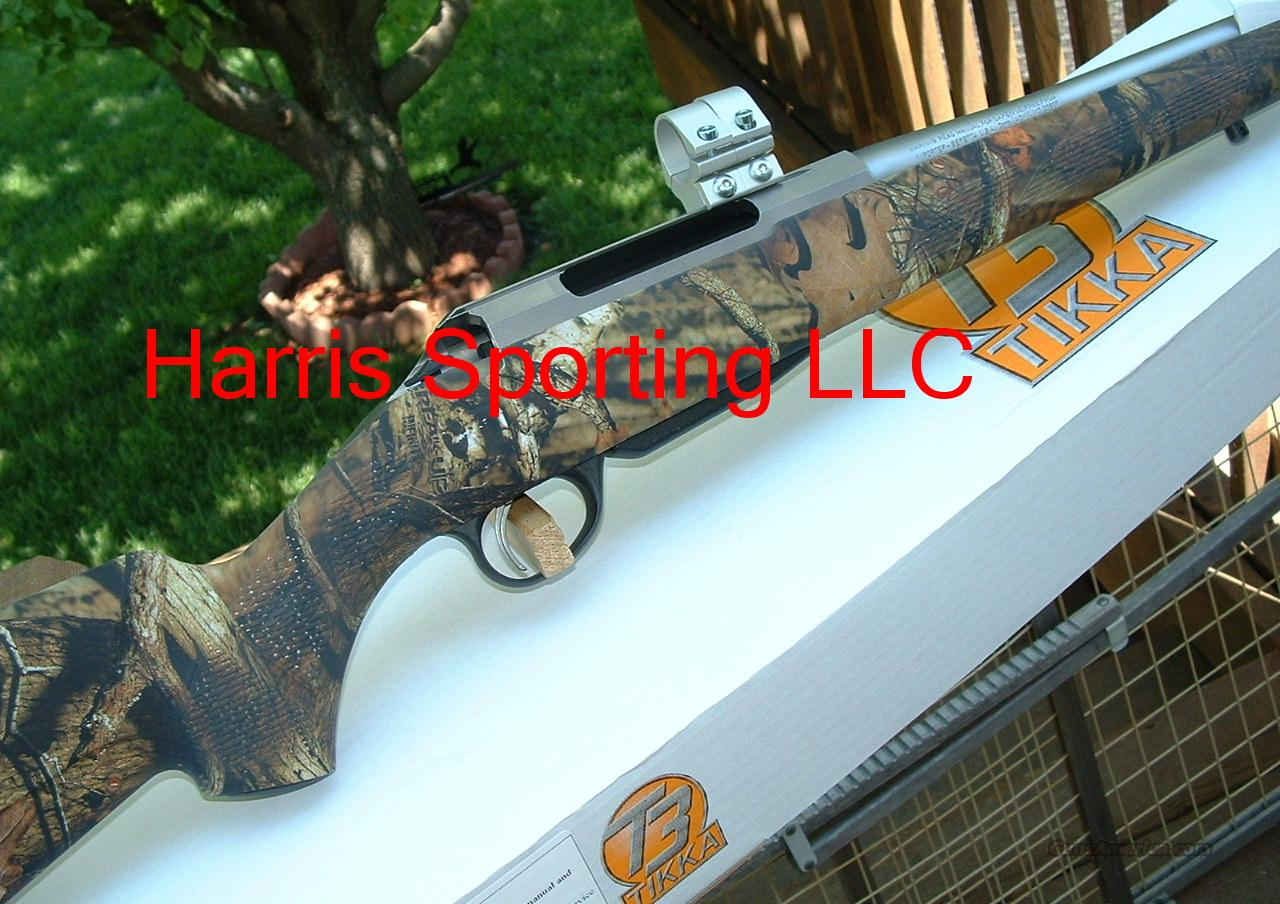 Tikka t3 lite stock options