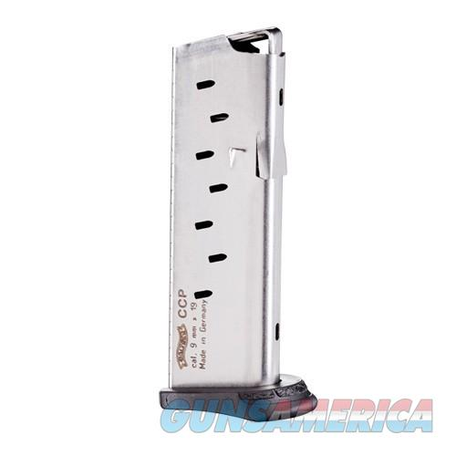 Walther CCP Magazine SS 8-round 9mm NEW!  50860002   Non-Guns > Magazines & Clips > Pistol Magazines > Other