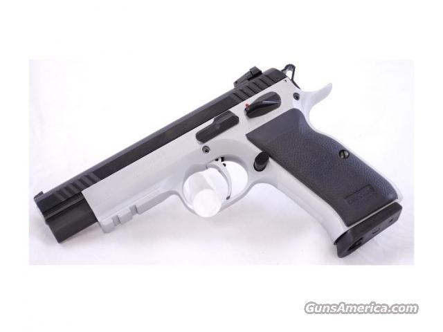 EAA Tanfoglio Witness Match Pistol 9mm NEW!  Guns > Pistols > EAA Pistols > Other
