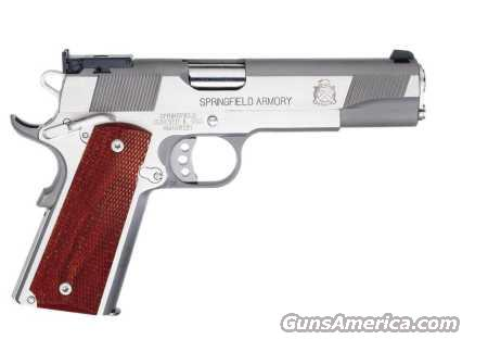 Springfield Armory 1911 A1 Target 9mm NEW!  Guns > Pistols > Springfield Armory Pistols > 1911 Type
