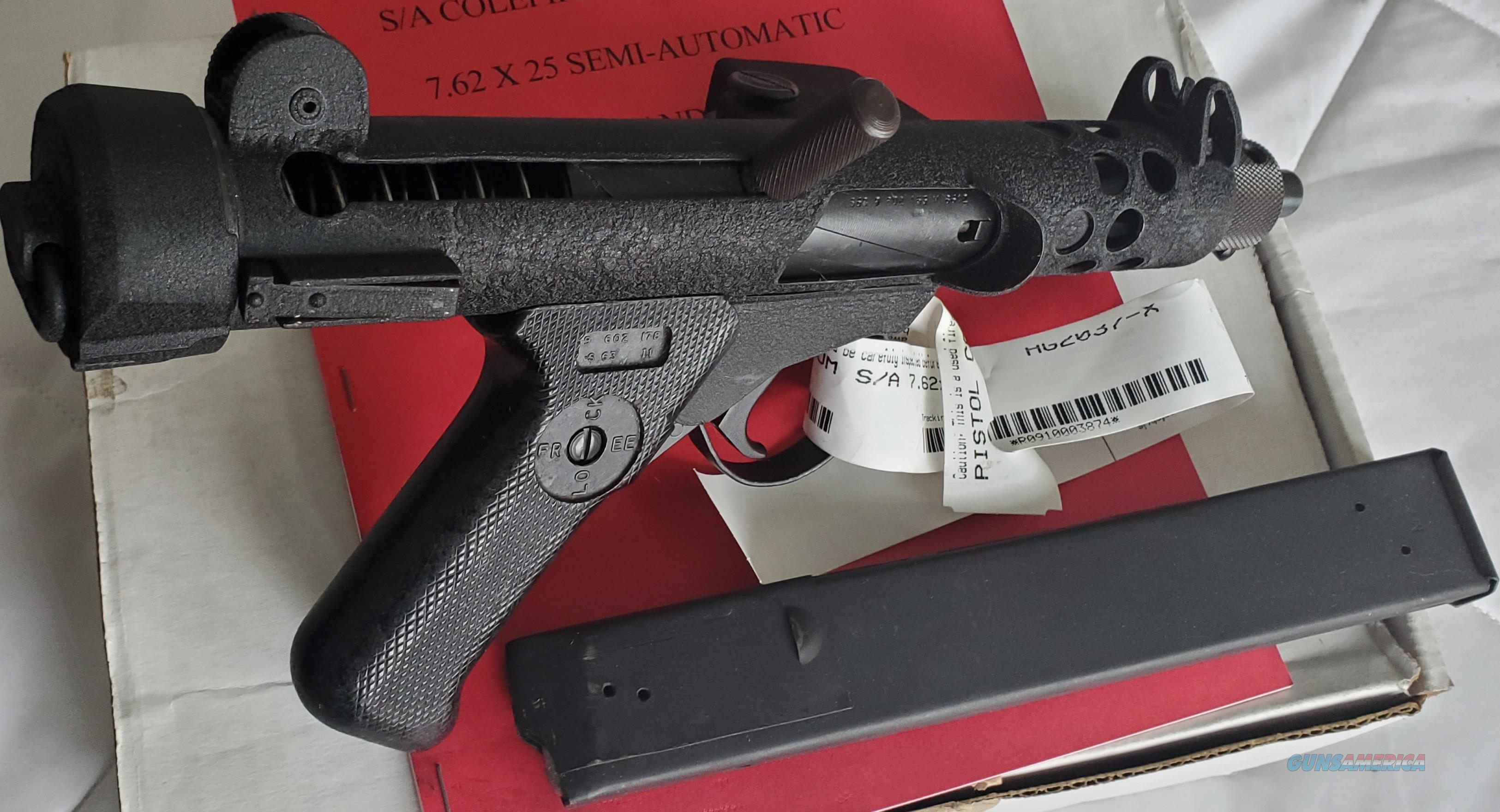 Century Arms Colefire Magnum pistol 7.62x25mm  LAYAWAY OPTION   HG2037-X  Guns > Pistols > Century International Arms - Pistols > Pistols