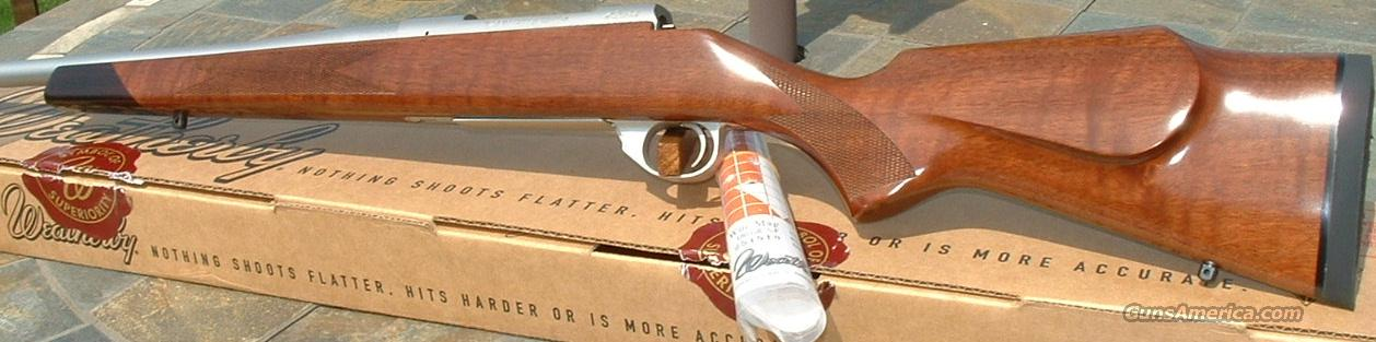 Weatherby Vanguard Sporter Stainless Walnut      300 Win. Mag     New!     LAYAWAY OPTION    VWS300NR4O   SS  Guns > Rifles > Weatherby Rifles