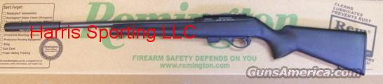 Remington 597 AAC-SD Tactical w/ Threaded Barrel  22 LR  NEW!    80910  Guns > Rifles > Remington Rifles - Modern > .22 Rimfire Models