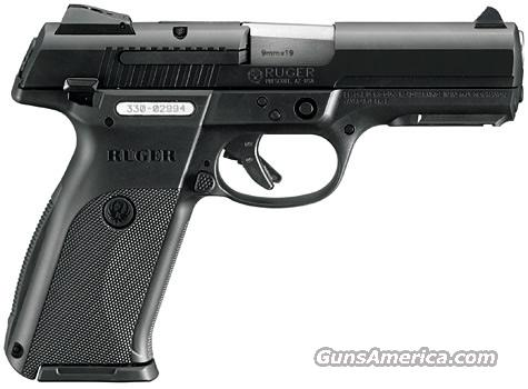 Ruger SR9 Black  10-ROUND   9mm pistol    New!   LAYAWAY OPTION   3312  Guns > Pistols > Ruger Semi-Auto Pistols > SR Family > SR9