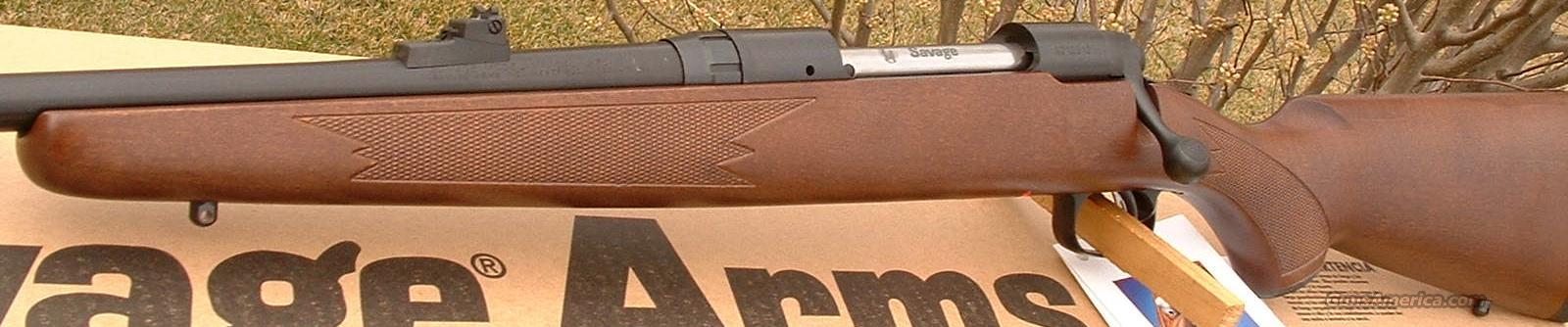 Savage Model 111 GLNS 30-06 Hunter  NEW!  Guns > Rifles > Savage Rifles