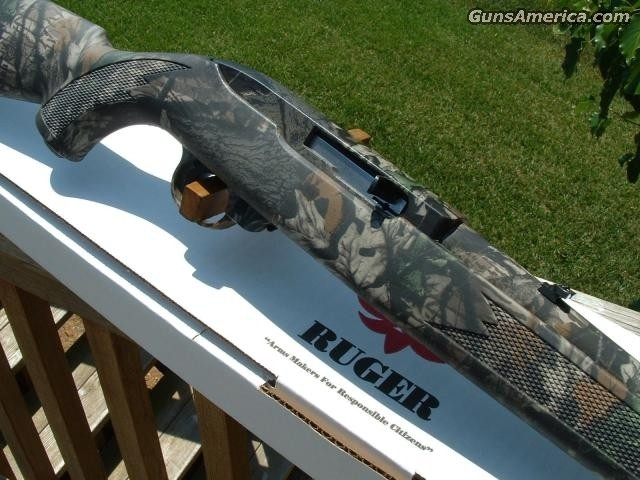 Ruger 10/22 MOBU Camo, New!  Guns > Rifles > Ruger Rifles