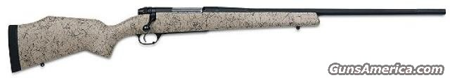 MK V SPM 223 Rem., Reduced  Guns > Rifles > Weatherby Rifles