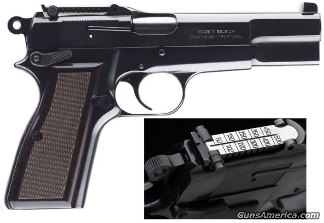 Browning Hi Power Capitan Tangent 9mm New For Sale
