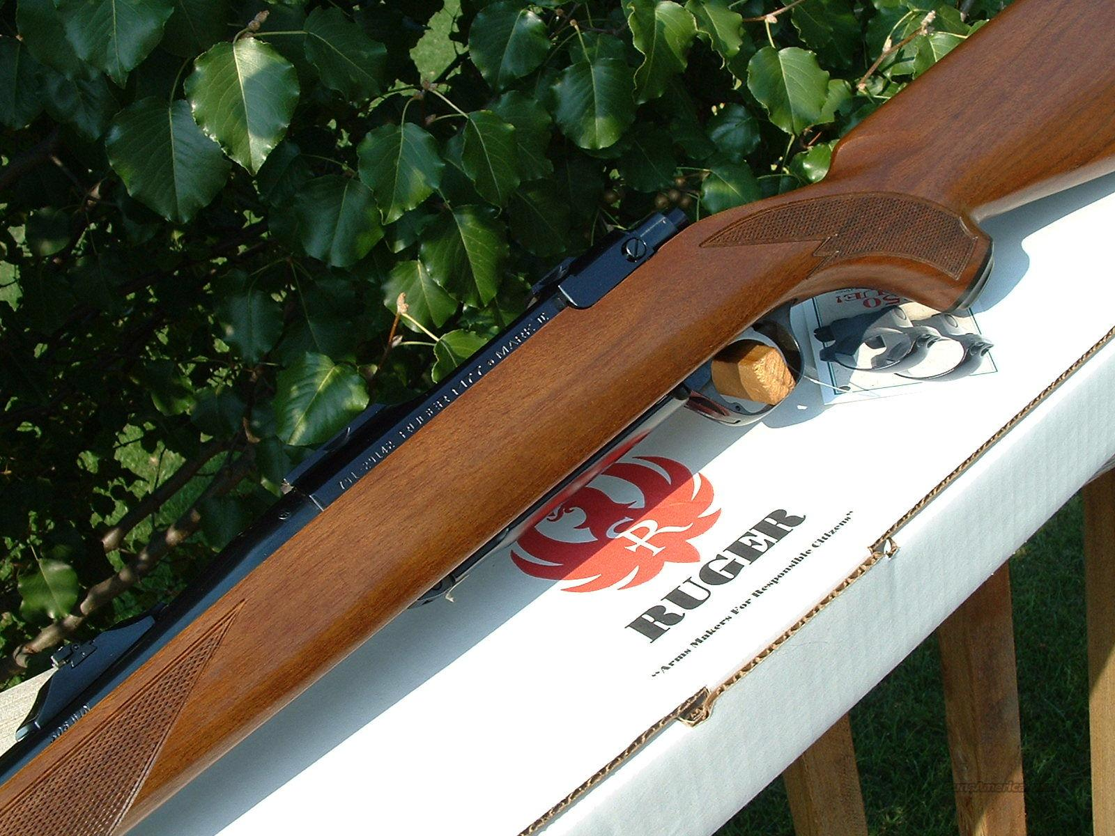 Ruger M77 RSI MKII Mannlicher 308 Win.   New!   LAYAWAY  Guns > Rifles > Ruger Rifles