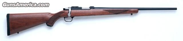 SALE   Ruger 77/17 Mach 2 Walnut Blue 17 M2  New!  Guns > Rifles > Ruger Rifles
