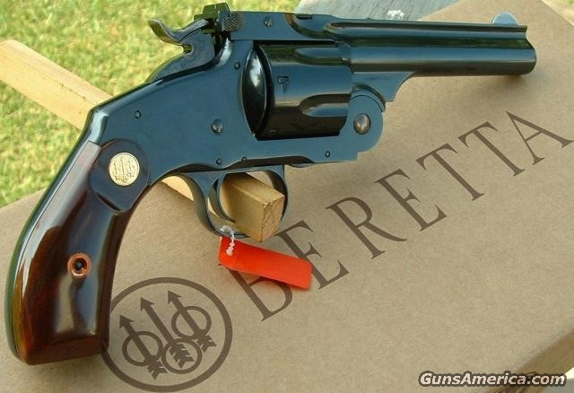 Beretta Laramie Top-Break 38 Spl, New!  Guns > Pistols > Uberti Pistols