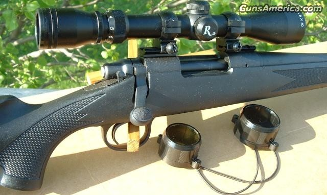 700 ADL Syn & SCOPE 7mm, New!  Guns > Rifles > Remington Rifles - Modern