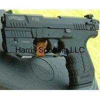 Walther P22 Target w/ LASER Sight 22    New!  Walther Pistols