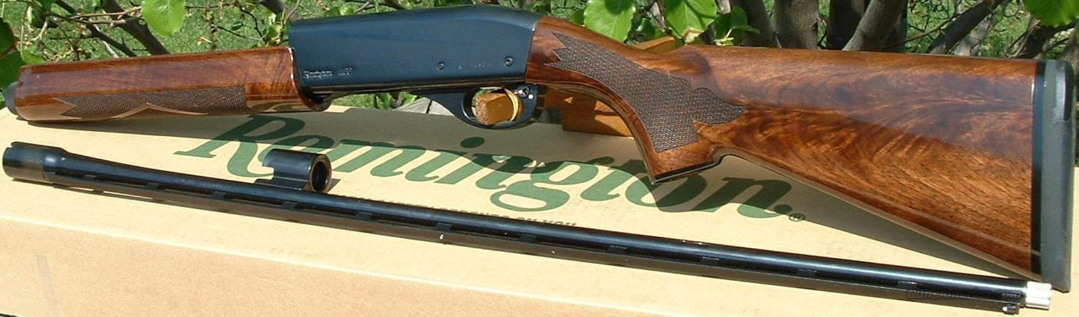 Exceptional Rem. 1100 Sporting 410  Guns > Shotguns > Remington Shotguns
