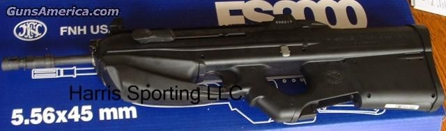 FN FS2000 Tactical Carbine 223 Rem.  New!  Guns > Rifles > FNH - Fabrique Nationale (FN) Rifles
