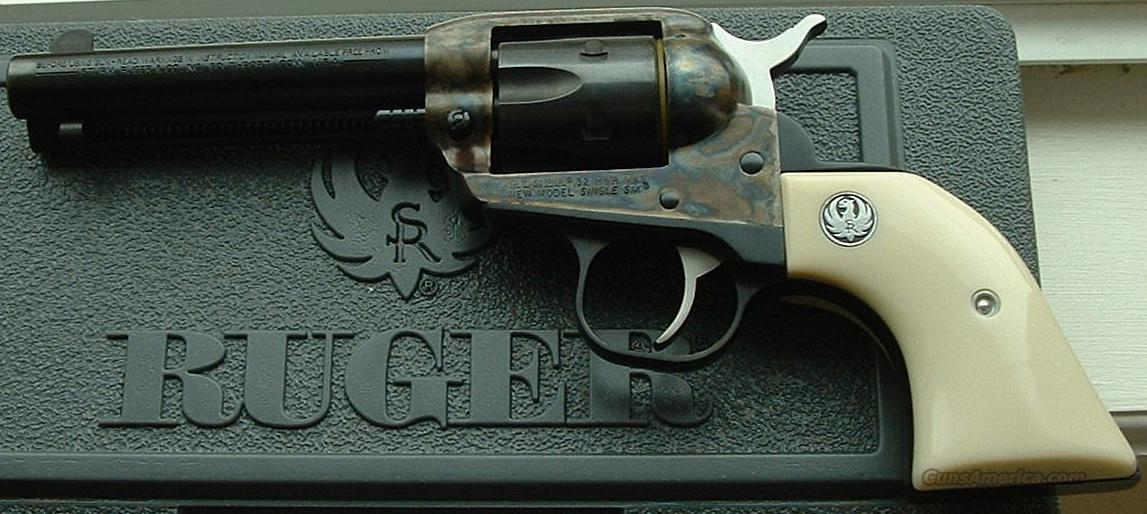 Ruger New Model Super Single Six 32 H&R Mag - NEW!  Guns > Pistols > Ruger Single Action Revolvers