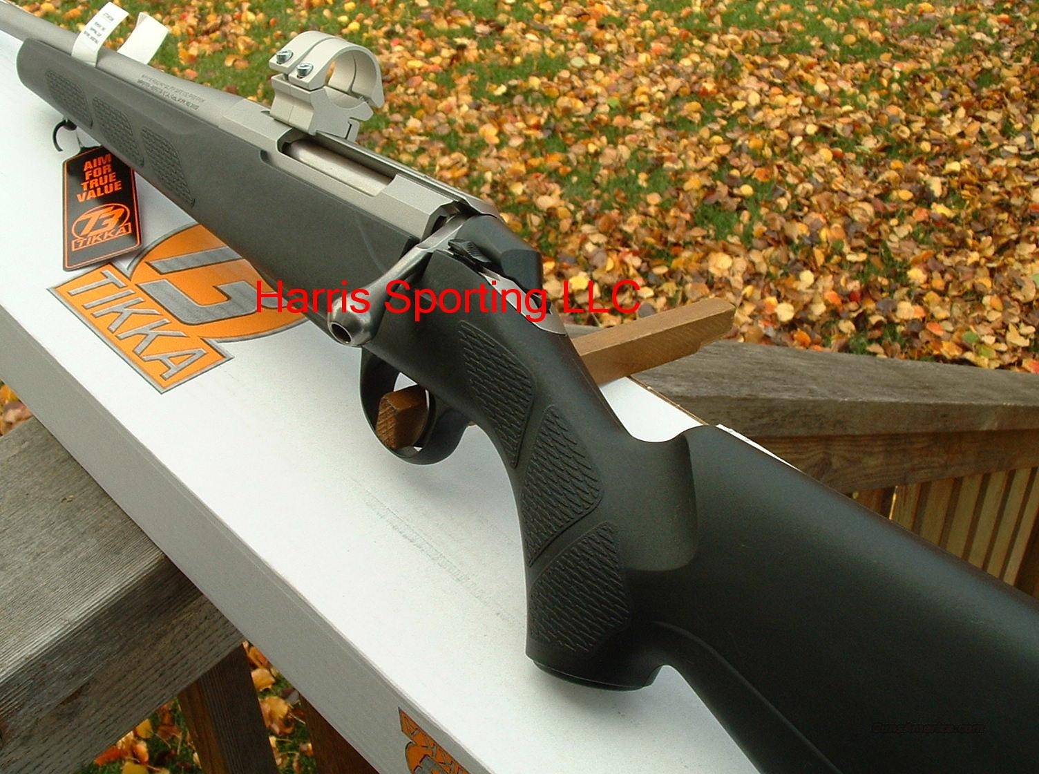 Tikka T3 Lite Stainless 308 LEFT HAND  Guns > Rifles > Tikka Rifles