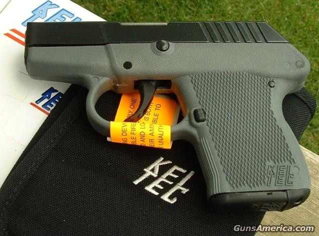 KelTec P3AT Gray 380, New!  Guns > Pistols > Kel-Tec Pistols > Pocket Pistol Type