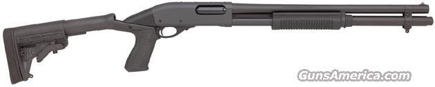 Rem. 870 Tactical SPECIAL OPS 20 ga.  Guns > Shotguns > Remington Shotguns