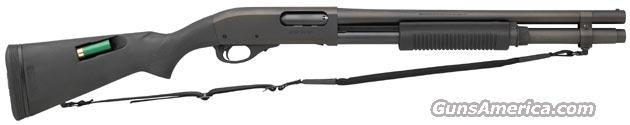 "Rem. 870 XCS Marine Magnum 18""  Guns > Shotguns > Remington Shotguns  > Pump > Tactical"