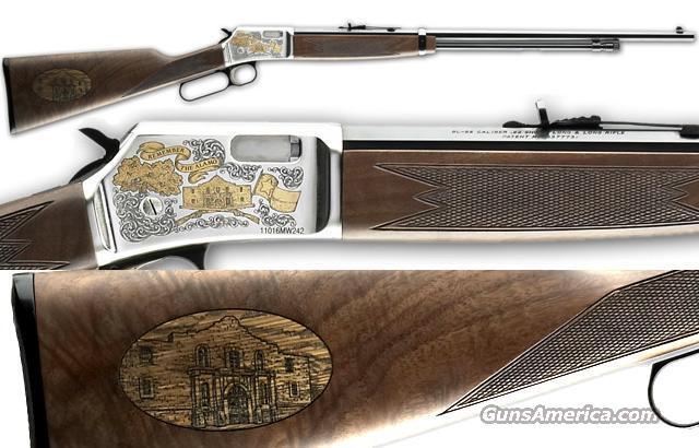 Ltd Edition Browning BL-22 Alamo  Guns > Rifles > Browning Rifles > Lever Action