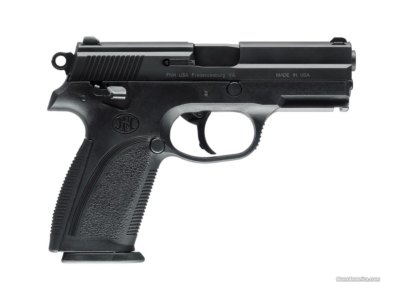 FN FNP-9 Matte Black Stainless Hi Cap 9mm NEW!   Guns > Pistols > FNH - Fabrique Nationale (FN) Pistols > FNP