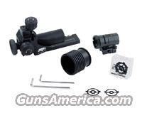 ANSCHUTZ MICROMETER SIGHT SET  Non-Guns > Scopes & Mounts