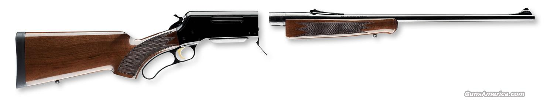 BLR Lightweight w/ TAKEDOWN Pistol Grip 270  Guns > Rifles > Browning Rifles > Lever Action